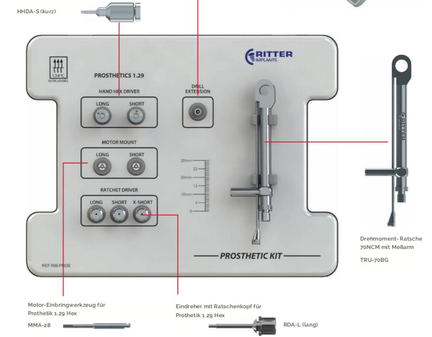 Prosthetic Kit 1