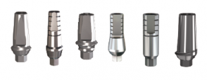 Gerade Abutments Ritter Implants