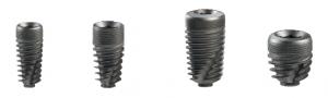 Ritter Implants sizes standard platform